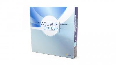 Lentilles de contact 1 Day Acuvue TruEye Journalières 90L