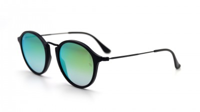 Ray-Ban Round Fleck Black RB2447 901/4J 49-21 99,92 €