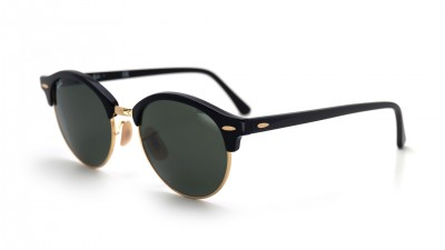 Ray-Ban Clubround Noir RB4246 901 51-19 79,49 €