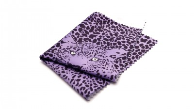 Visio microfibre léopard-Lila Lila M02 2,80 €