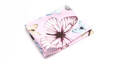Visio microfibre papillons Rosa M13 2,88 €