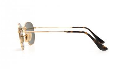 Ray-Ban Hexagonal Flat Lenses RB3548N 001/30 48-21 Or