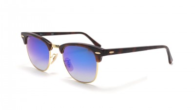 Ray-Ban Clubmaster Écaille RB3016 990/7Q 49-21 109,90 €
