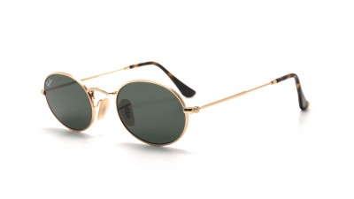 Ray-Ban RB3547N 001 48-21 Gold G15 Small