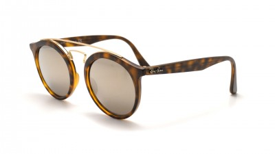 Ray-Ban New Gatsby Tortoise RB4256 60925A 49-20 66,67 €