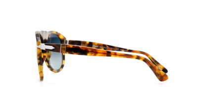 Persol Vintage Celebration Havana PO0649 1052S3 54-20 Polarized Degraded