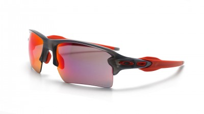 Oakley Flak 2.0 Xl Grau Mat Prizm OO9188 04 59-12 Medium