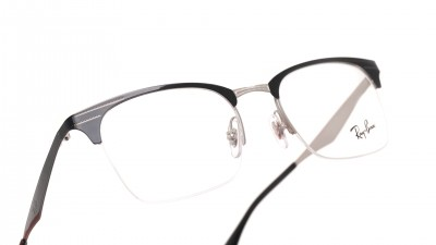 Lunettes de vue Ray-Ban Highstreet Black RX6360 RB6360 2861 51-20