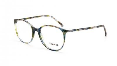 ba06e9303ed Chanel Signature Green CH3282 1522 52-18 162