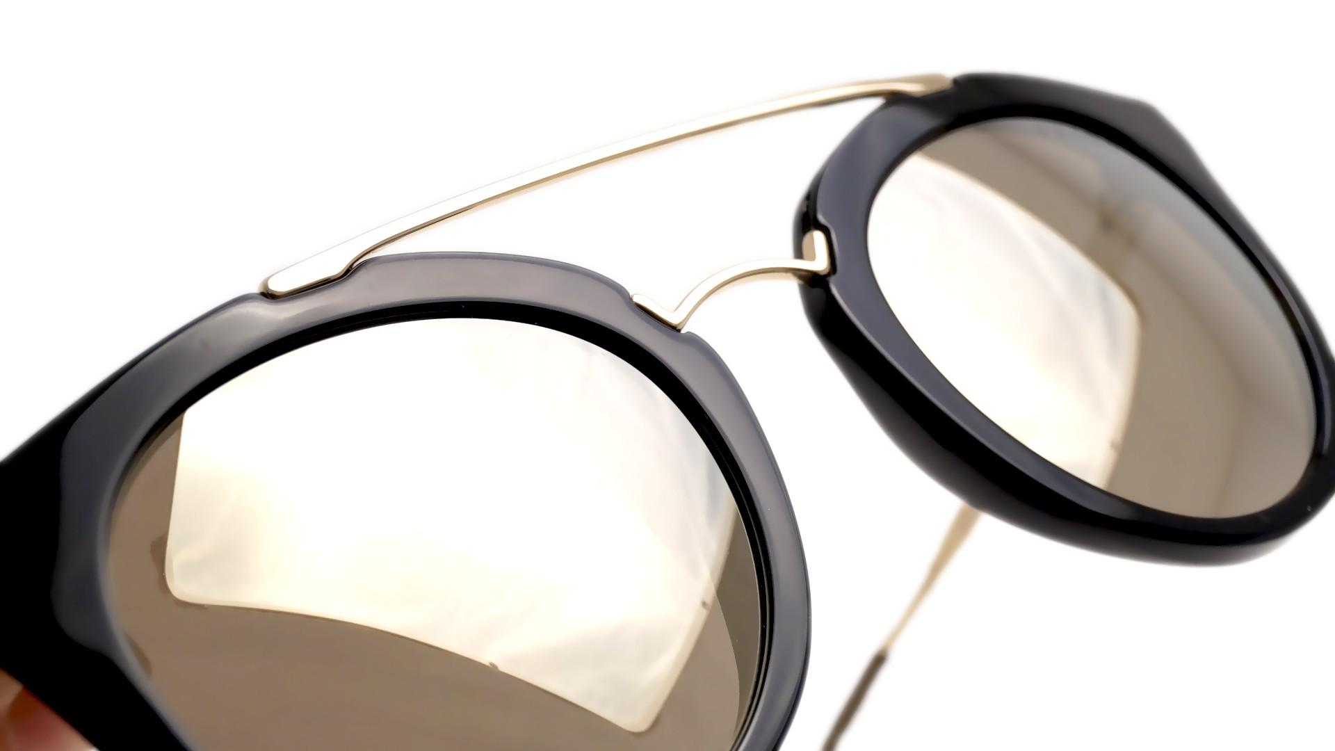 Miroirs Prada Medium 22 Noir 1ab1c0 Pr23ss 52 D9WEH2IY