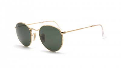 Ray-Ban Round Metal Gold RB3447 001 50-21 Medium