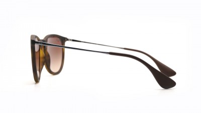 Ray-Ban Erika Classic Matte Tortoise Brown RB4171 865/13 54-19