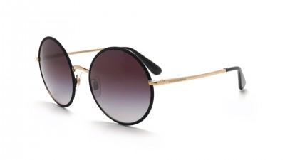 Dolce & Gabbana DG2155 12968G 56-20 Schwarz Mat Degraded 140,72 €
