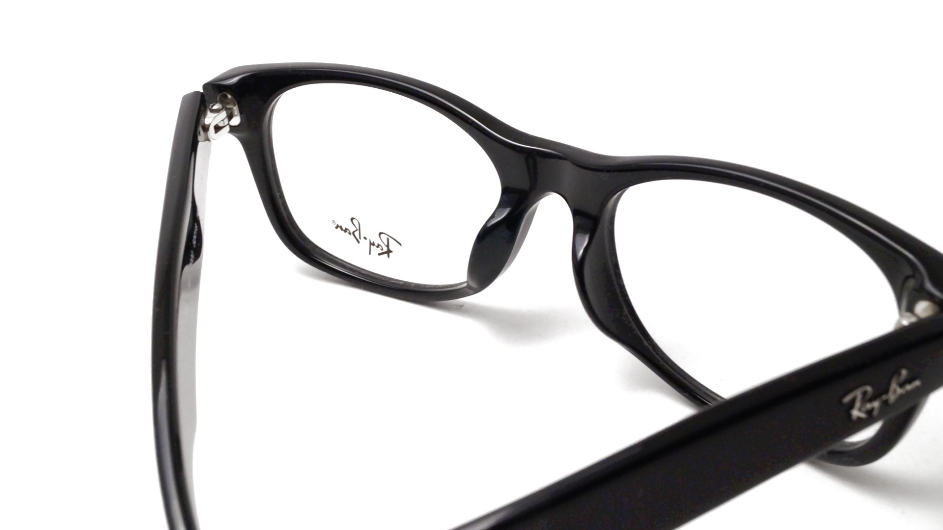 17afdb6c88 ... ireland lunettes de vue ray ban new wayfarer asian fit black rx5184  rb5184f 2000 52 18