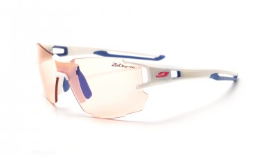 Julbo Aerolite White Matte Reactiv J496 3411 126-14 Small Photochromic