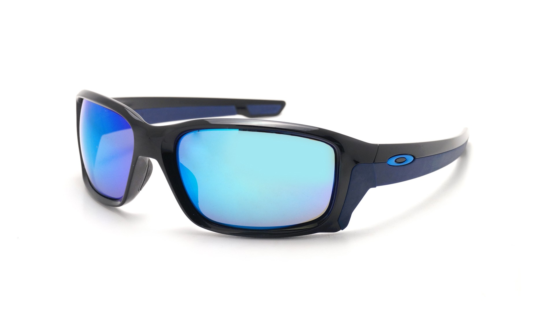 Straightlink Oakley Noir 04 Miroirs 61 17 Large Polished Black Oo9331 QtsxhrdC