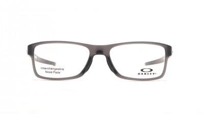 Oakley Chamfer mnp Satin grey smoke Tru bridge Mat OX8089 03 54-18