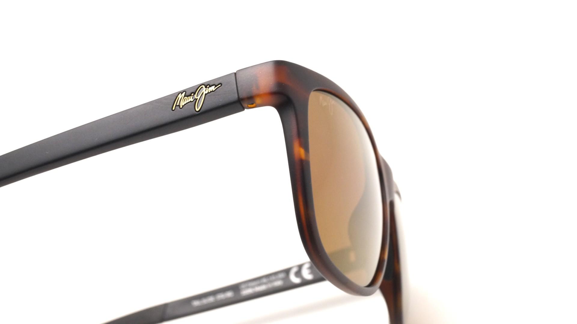 a79a26c85a77 Sunglasses Maui Jim Tail slide Tortoise Matte HCL Bronze H740 10CM 54-16  Medium Polarized