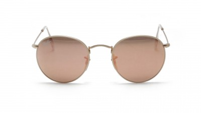 Ray-Ban Round Metal Or RB3447 112/Z2 53-21 Large
