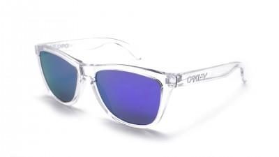 Oakley Frogskins Polished Clear OO 9013 24 305 Glasfarbe Lila Iridium 89,25 €