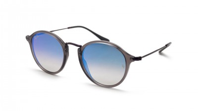 Ray-Ban Round Fleck Flat Lenses Blue RB2447N 6255/4O 49-21 Gradient 119,90 €