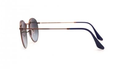 Ray-Ban Round Metal Brun RB3447 9003/96 50-21