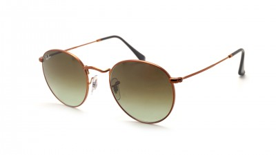 Ray-Ban Round Metal Brun RB3447 9002/A6 50-21 104,90 €