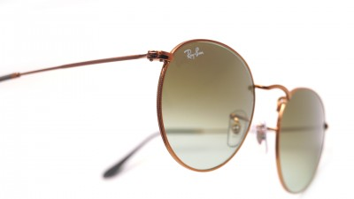 Ray-Ban Round Metal Brun RB3447 9002/A6 50-21