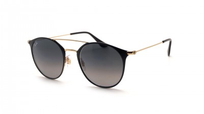 Ray-Ban RB3546 187/71 49-20 Black Small Gradient