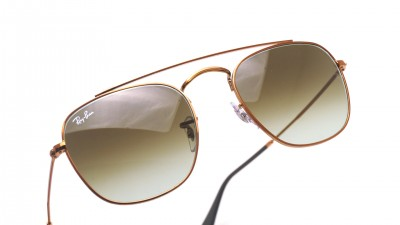 Ray-Ban RB3557 9002/A6 51-20 Brun