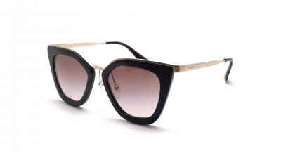 Prada Cinema Evolution Schwarz PR53SS 1AB0A7 52-21 Gradient 166,60 €