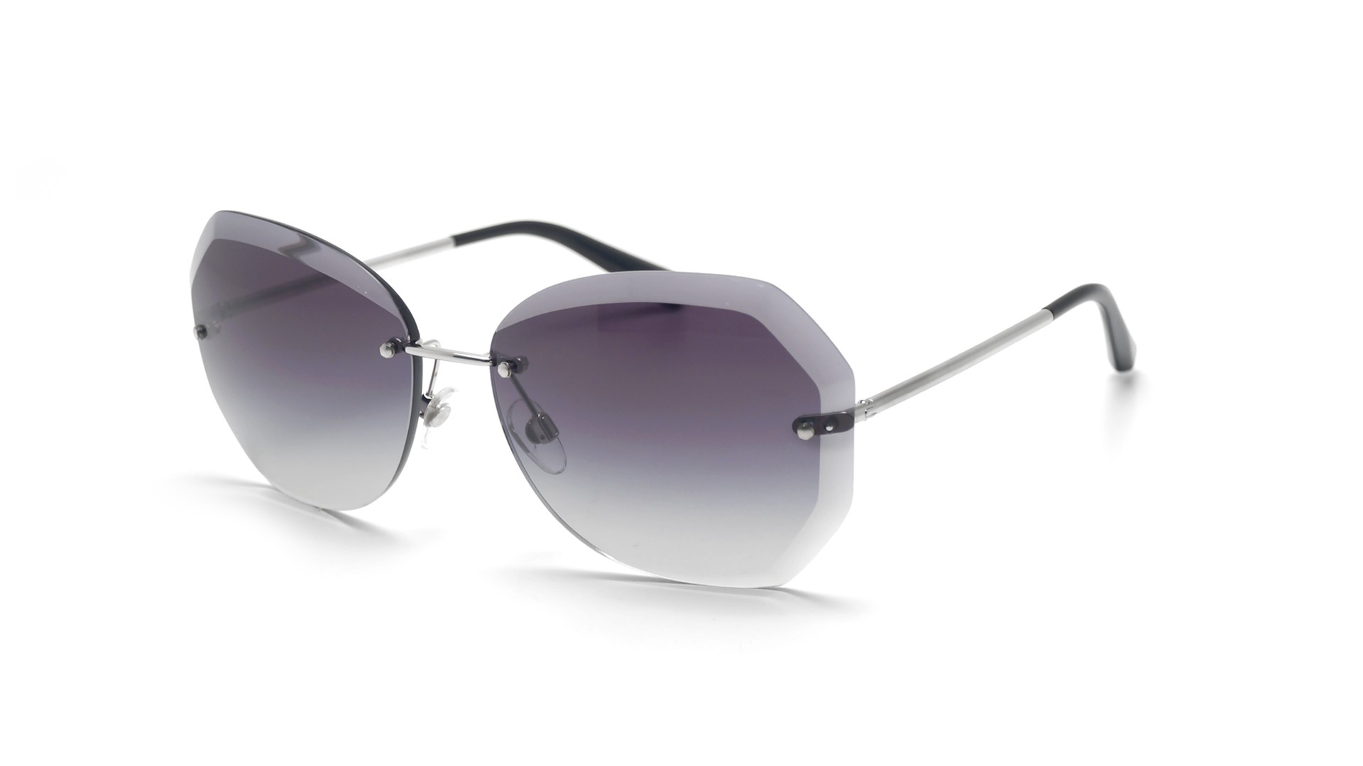 Chanel Signature Silver CH4220 C1243C 62-15 | Visiofactory
