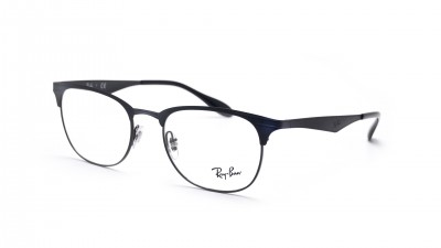 Ray-Ban Clubmaster Noir Mat RX6346 RB6346 2904 52-19 49,90 €