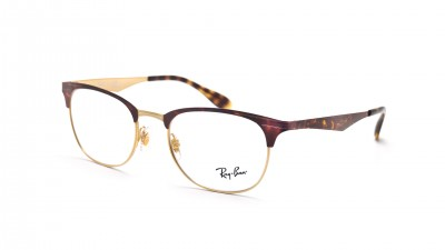 Ray-Ban Clubmaster Tortoise RX6346 RB6346 2917 50-19 59,95 €