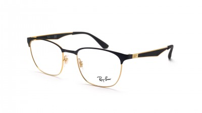Ray-Ban Clubmaster Noir Mat RX6356 RB6356 2875 50-18 79,95 €