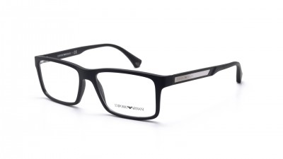 Emporio Armani EA3038 5063 54-16 Noir Mat 71,90 €