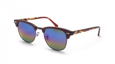 Ray-Ban Clubmaster Rosa RB3016 1222/C2 49-21 79,33 €