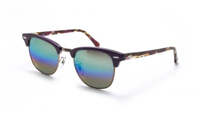 Ray-Ban Clubmaster Purple RB3016 1221/C3 49-21 125,96 €