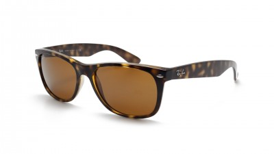 Ray-Ban New Wayfarer Tortoise RB2132 710 52-18 Small