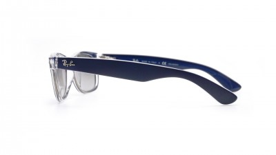 Ray-Ban New Wayfarer Bleu RB2132 6053/71 55-18