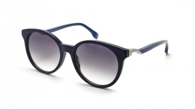Fendi Funky Angle Blue FF 0231/S PJP9O 52-18 Gradient 83,33 €