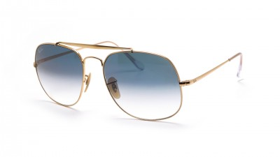 Ray-Ban General Gold RB3561 001/3F 57-17 108,98 €