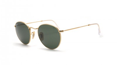 Ray-Ban Round Metal Gold RB3447 001 53-21 77,29 €