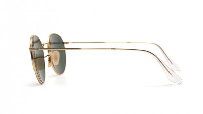 Ray-Ban Round Metal Or RB3447 001 53-21