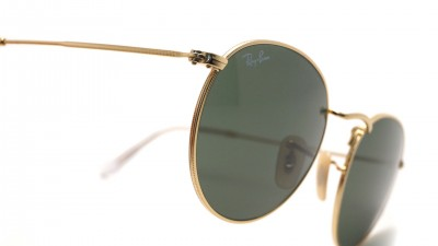 Ray-Ban Round Metal Gold RB3447 001 53-21