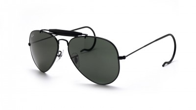 Ray-Ban Outdoorsman Black RB3030 L9500 58-14 107,96 €
