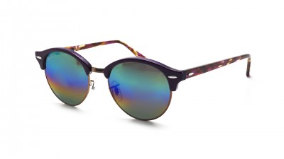 Ray-Ban Clubround Lila RB4246 1222C2 51-19 98,08 €