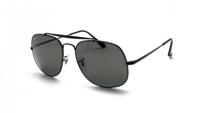 Ray-Ban P General Noir RB3561 002/58 57-17 Large Polarisés