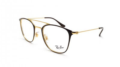 Ray-Ban RX6377 RB6377 2905 48-21 Brun 89,90 €