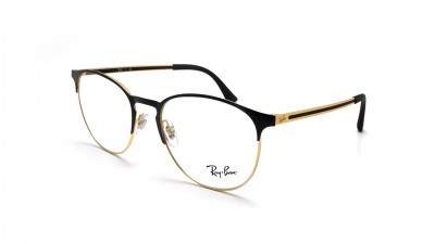 Ray-Ban RX6375 RB6375 2890 51-18 Noir 77,90 €